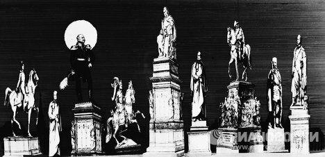 Кадр из мультипликационного фильма Юноша Фридрих Энгельс