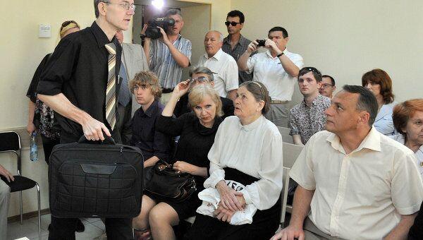 Рассмотрение иска экс-кандидата в Мэры Астрахани Олега Шеина