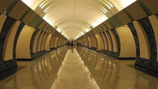 Открытие новых станций московского метро Достоевская и Марьина Роща. Архив