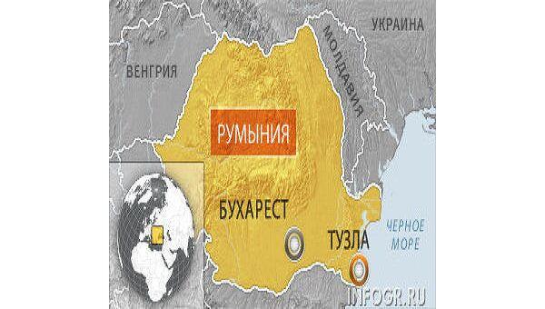 Крушение самолета Ан-2 в Румынии