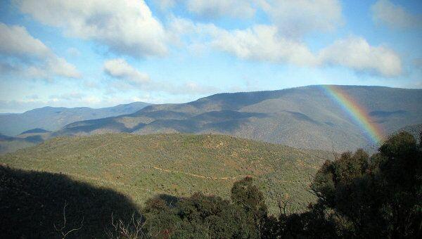 Гора Косцюшко в Австралии