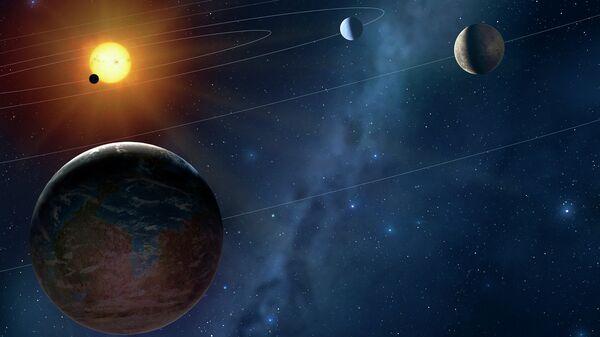 Экзопланеты по химическому составу похожи на Землю, выяснили ученые