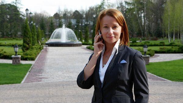 Наталья Тимакова. Архивное фото