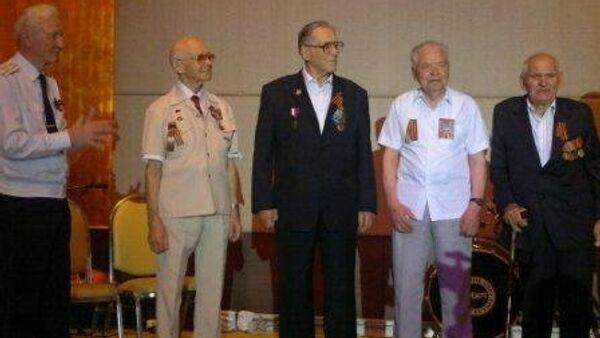 Ветераны в День Победы в Паттайе