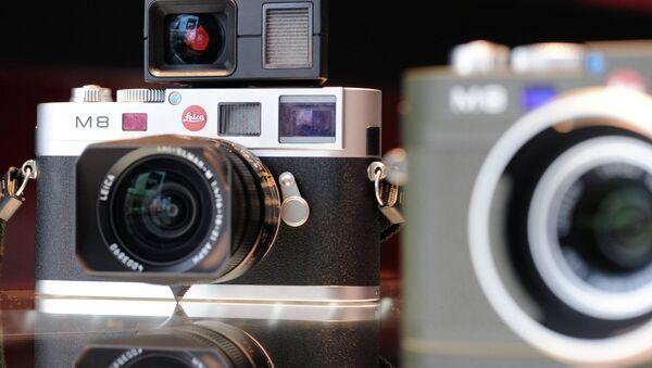 Цифровая камера Leica М8