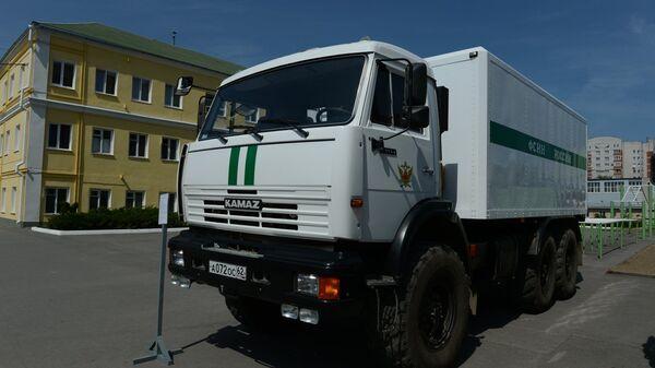 Автозак ФСИН РФ