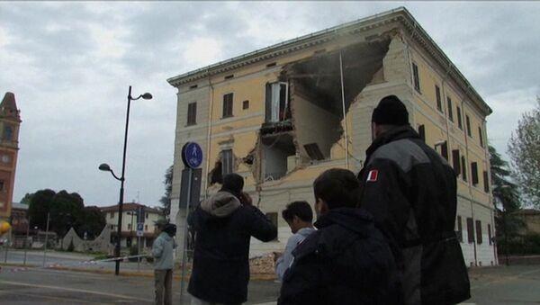 Италия после сильнейшего за 3 года землетрясения. Кадры разрушений