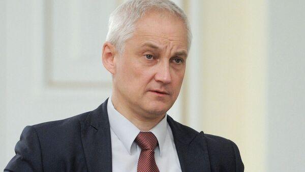 Андрей Белоусов. Архив