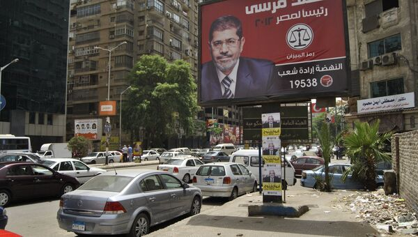 Первый тур президентских выборов прошел в Египте. Фото очевидца
