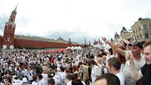 Массовые акции в России. Архив