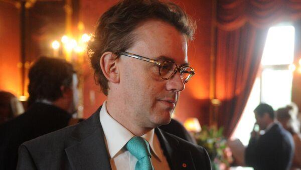 Директор Эдинбургского международного фестиваля Джонатан Миллс