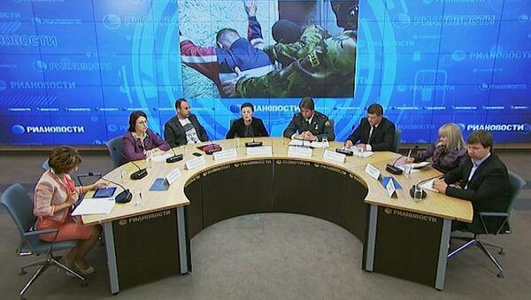 Круглый стол на тему: Право детей на жизнь без наркотиков