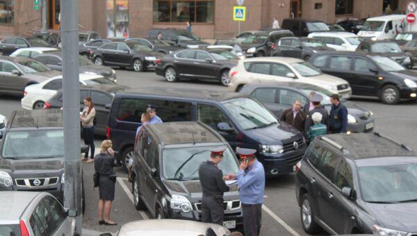 В центре Москвы напали на члена совета директоров Юниаструм