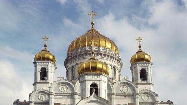 Храм Христа Спасителя. Архив