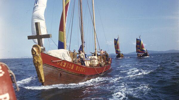 Корабль Святой Петр