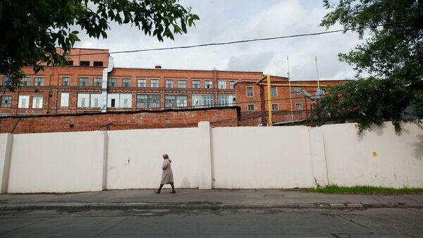 Фабрика Большевик - Ленинградский проспект, дом 15