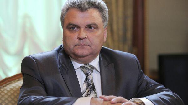 Глава столицы Мордовии города Саранска Петр Тултаев