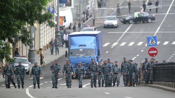 Акция оппозиции Марш миллионов. Архив