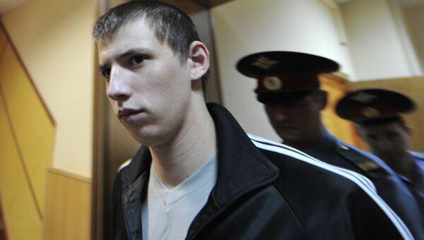 тников массовых беспорядков на Манежной площади в декабре 2010 года Николай Двойняков. Архив