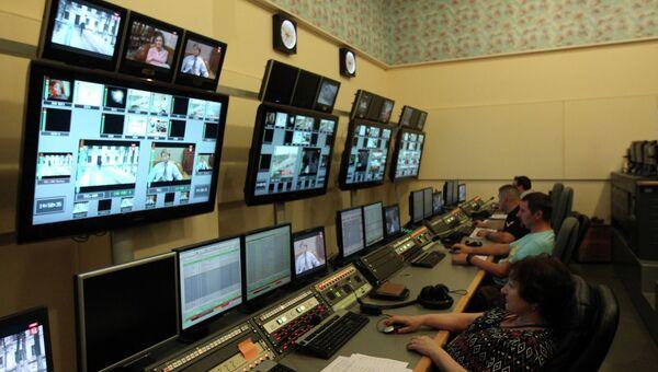 Работа телеканала. Архив