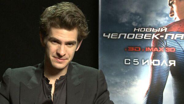 Эксклюзивное интервью исполнителя роли Человека-паука