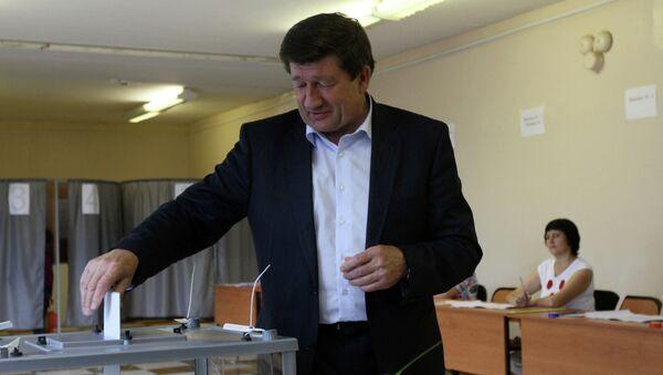 Выборы мэра Омска