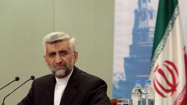 Cекретарь Высшего совета национальной безопасности Ирана Саид Джалили