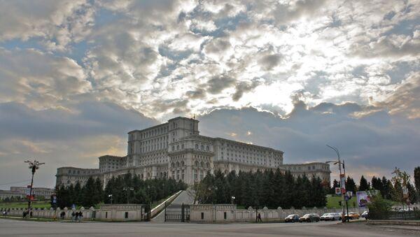 Бухарест. Архивное фото