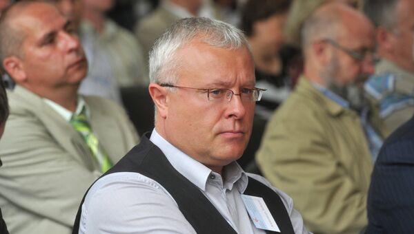 Глава Национальной резервной корпорации и владелец Национального резервного банка Александр Лебедев