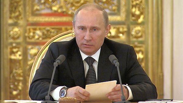 Путин в бюджетном послании объяснил, почему опасно повышать налоги