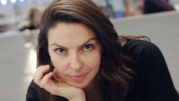 Главный редактор телеканала Дождь Наталья Синдеева. Архивное фото