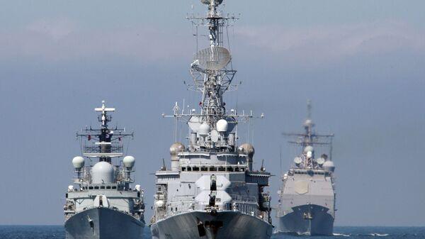 В Пентагоне высказались об отправке кораблей в Черное море