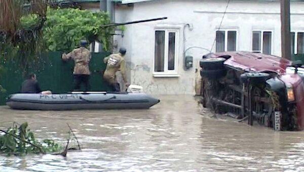 Истории спасения людей во время наводнения в Крымске