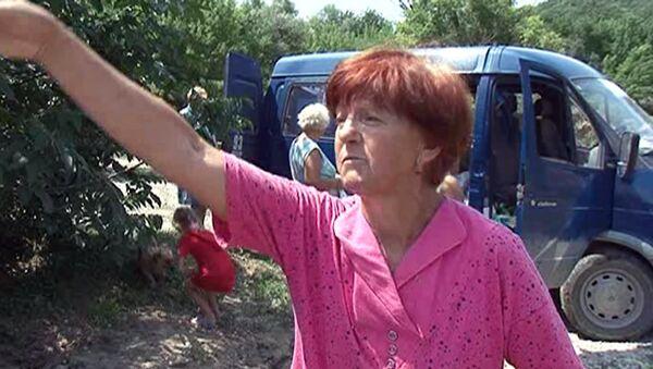 Хуторяне жалуются на помощь в Крымском районе, а власти города дают ответ