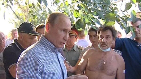 Крымчане пожаловались Путину на плохую оценку ущерба и низкие компенсации