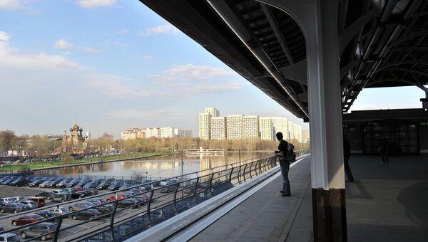 Легкое метро. Архивное фото