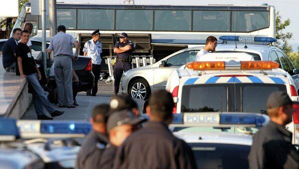 Автобус с туристами из Израиля взорвался в Болгарии