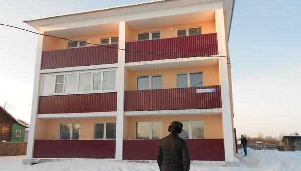 Дом для сирот в Костроме