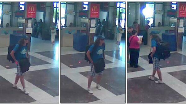 Фото мужчины, который, предположительно, совершил теракт в аэропорту в Бургасе. Архив