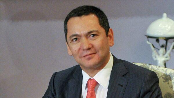 Омурбек Бабанов. Архивное фото