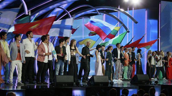 Международный конкурс Новая волна