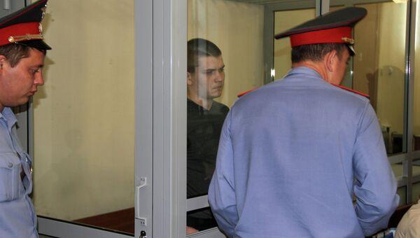 Заседание суда по делу Ивана Иванченко. Архив