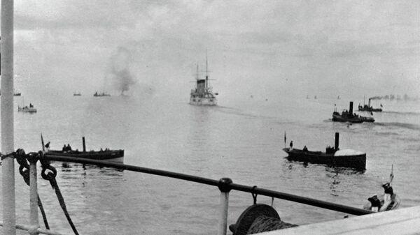 Тихоокеанская эскадра