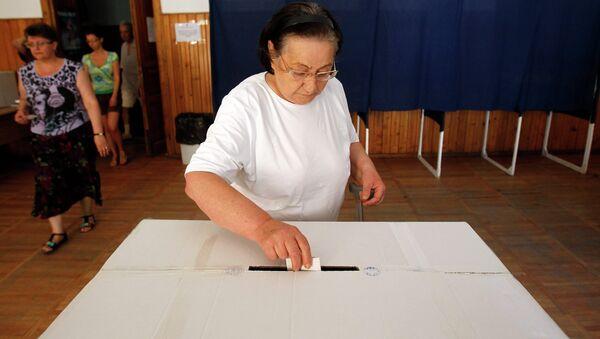 Референдум об импичменте президенту в Румынии
