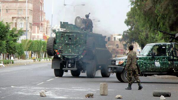 Столкновения в столице Йемена