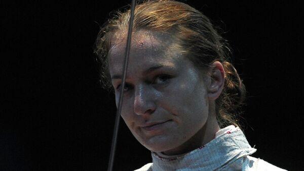 Россиянка Софья Великая на ОИ-2012 в Лондоне