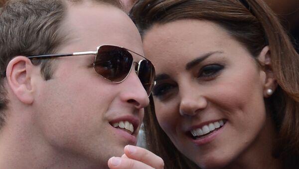 Принц Уильям и герцогиня Кембриджская Кэтри