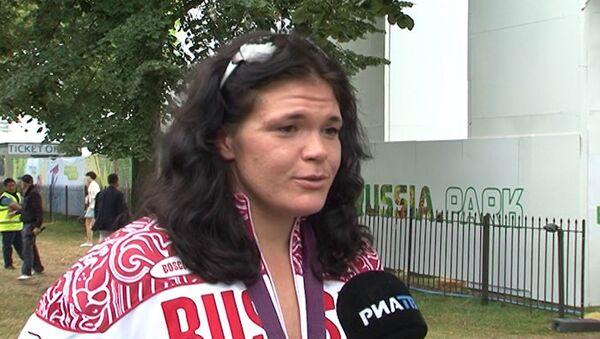 Нет борща, нет супов - медалистка Пищальникова о разочарованиях на ОИ-2012