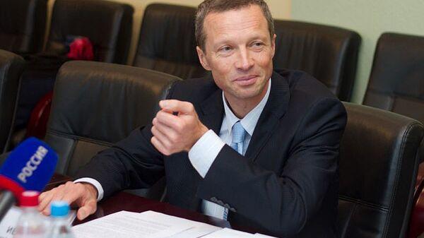 Бывший ректор Дальневосточного федерального университета Сергей Иванец