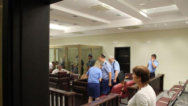Предварительное слушание по делу членов банды Сергея Цапка